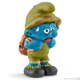 Jungle Smurf, Tired - Schleich 20779