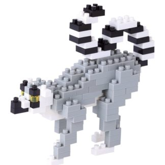 Ring-Tailed Lemur - Nanoblock NBC-166