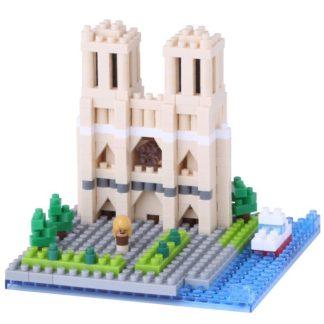 Cathédrale Notre-Dame De Paris - Nanoblock NBH-093
