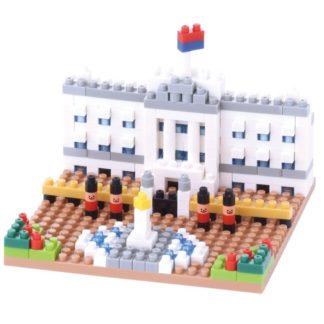 Buckingham Palace - Nanoblock NBH-104
