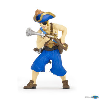 Papo Pirate with Blunderbuss Wild Animal Kingdom figure - Papo 39468