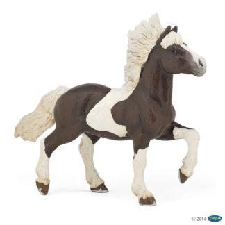 Alezan Piebald Islandic Horse - Papo 51541