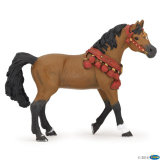Arabian Horse in Parade Dress - Papo 51547