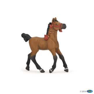 Papo Arabian Foal in Parade Dress - Papo 51548