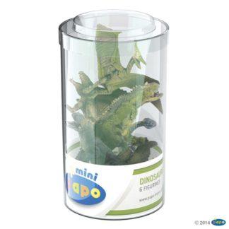 Papo Mini Tub Dinosaurs Set 2 - Papo 33019