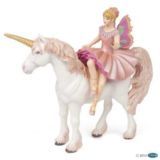 Papo Elf Ballerina and Her Unicorn - Papo 38822