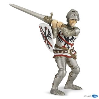 Papo Knight of Guesclin - Medieval Era figure - Papo 39794