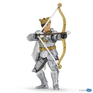Papo Prince with Bow and Arrow - Medieval Era figure - Papo 39796