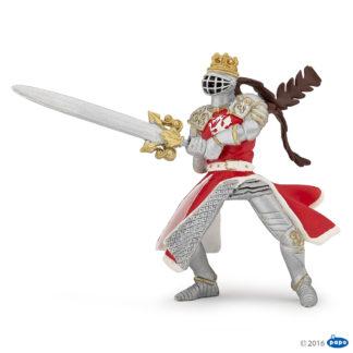 Papo Dragon King with Sword - Medieval Era figure - Papo 39797