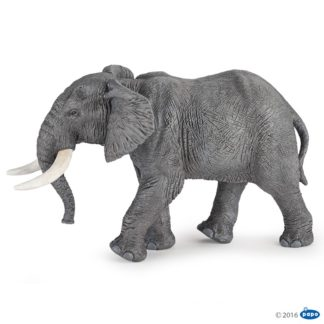 Papo African Elephant Wild Animal Kingdom figure - Papo 50192