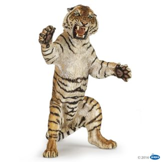 Papo Standing Tiger Wild Animal Kingdom figure - Papo 50208
