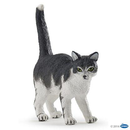 Papo Black and White Cat - Papo 54041