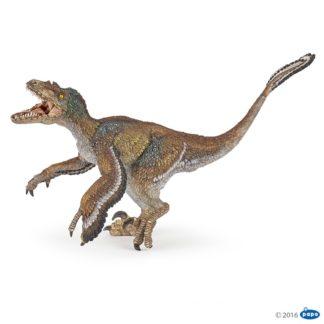 Papo Feathered Velociraptor Dinosaur figure - Papo 55055