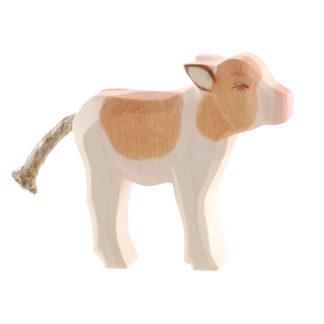 Calf, brown standing - Ostheimer 11024