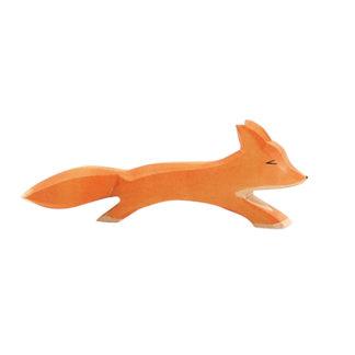 Fox, running - Ostheimer 15202