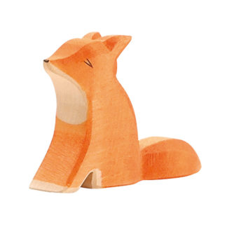 Fox, small sitting - Ostheimer 15203