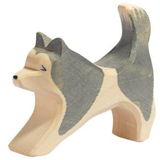 Sled Dog, running - Ostheimer 29008