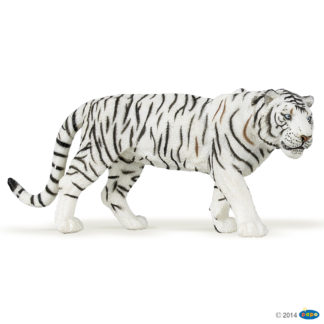 Papo White Tiger Wild Animal Kingdom figure - Papo 50045
