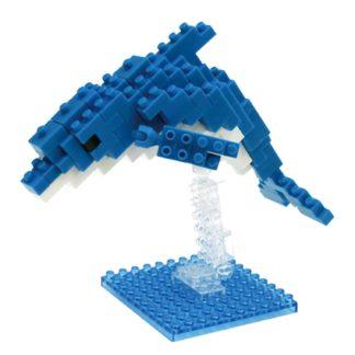 Bottlenose Dolphin - nanoblock NBC-117