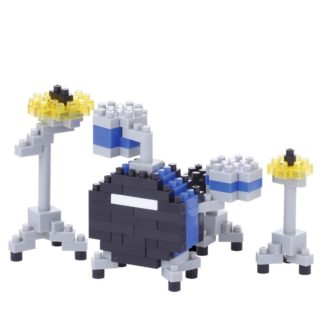 Drum Set - nanoblock NBC-172