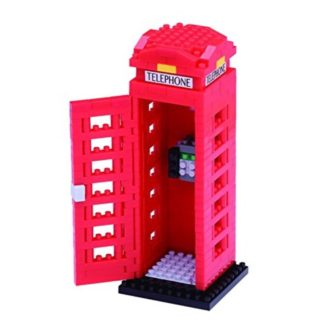 Telephone Box - nanoblock NBH-125