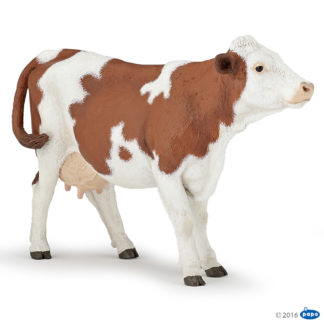 Papo Montbéliarde Cow - Farmyard Friends figure - 51165