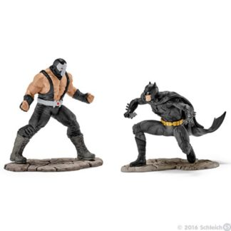 DC Comics Batman vs Bane Scenery Pack - Schleich 22540