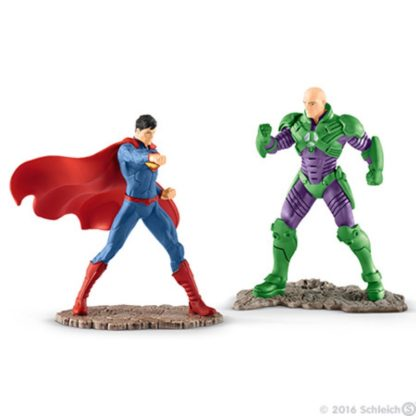 DC Comics Superman vs Lex Luthor Scenery Pack - 22541