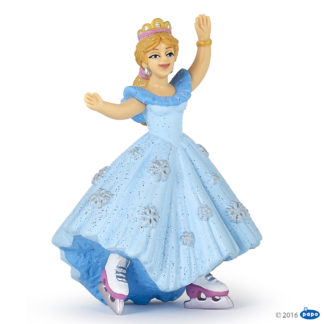 Papo Princess with Ice Skates - Enchanted World 39108