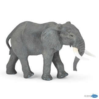 Papo Large African Elephant Wild Animal Kingdom figure - Papo 50198