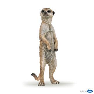 Papo Standing Meerkat Wild Animal Kingdom figure - Papo 50206