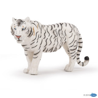 Papo Large White Tiger Wild Animal Kingdom figure - Papo 50212