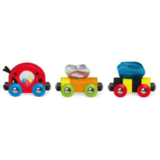 Lucky Ladybug and Friends Train - Hape E3806