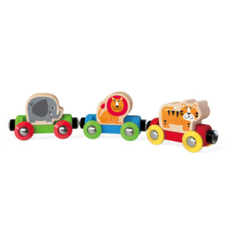 Jungle Journey Train - Hape E3807