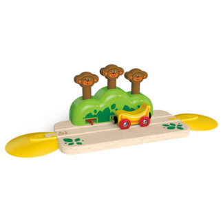 Monkey Pop-Up Track - Hape E3809