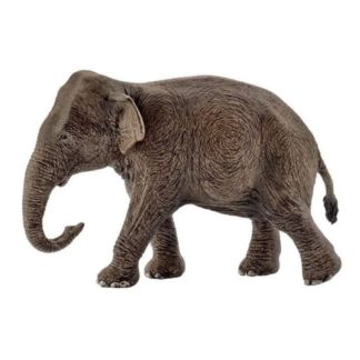 Schleich Asian Elephant, female Wild Life figure - 14753 | LeVida Toys