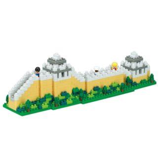 Great Wall Of China - Nanoblock NBH-136