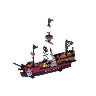 Pirate Ship - Nanoblock NBM-011