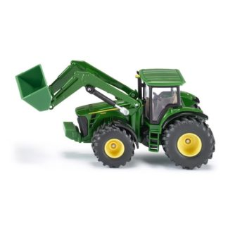 1:50 John Deere Tractor with Front Loader - Siku 1982