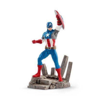 Schleich Captain America Marvel Collection figure - 21503 | LeVida Toys