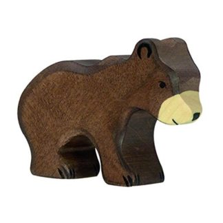 Brown Bear, small - Holztiger 80185
