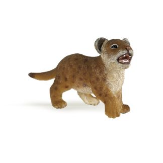 Papo Lion Cub Wild Animal Kingdom figure - Papo 50022