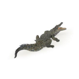 Papo Nile Crocodile Wild Animal Kingdom figure - Papo 50055