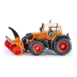 1:32 FENDT Tractor with Snow Cutter/Blower - Siku 3660