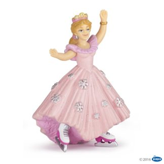 Papo Pink Princess with Ice Skates - Papo 39126