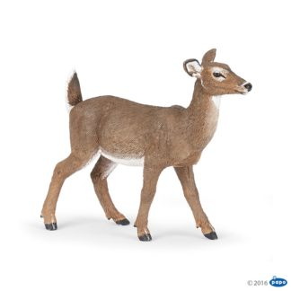 Papo White-Tailed Doe Wild Animal Kingdom figure - Papo 50218