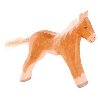 Ostheimer Haflinger Colt wooden toy horse - Ostheimer 11115