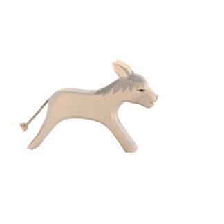 Ostheimer Donkey running wooden toy figure - Ostheimer 11203
