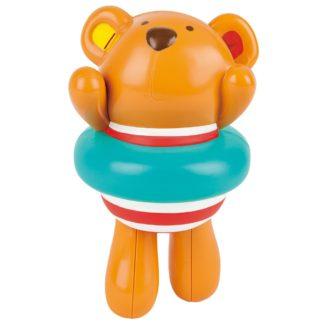Hape Little Splashers Swimmer Teddy Wind-Up Toy