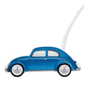 Blue Volkswagen Beetle Buggy Baby Walker by Hape